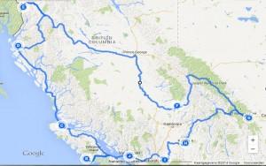 Canada route