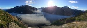 9 salmon glacier