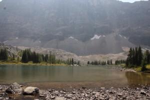 17 nog een lake